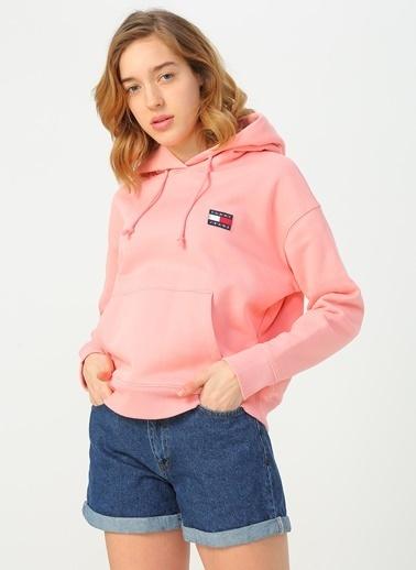 Tommy Hilfiger Sweatshirt Pembe